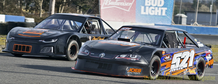 Practice Day at Evergreen Speedway